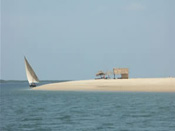 beach, sailing, sea,Kizingo, Lamu