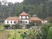 Sao Tome, Plantation, House