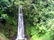Waterfall, Sao Tome